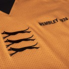 Wolves 1974 League Cup Final shirt  badge