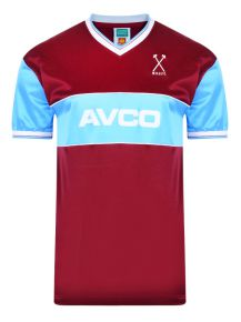 850e3980888 Official Retro West Ham United FC Shirts | Score Draw