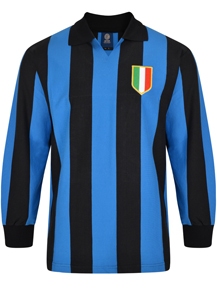 the latest b51dc f4b7b The Official Inter Milan Retro Football Shirt Collection by ...