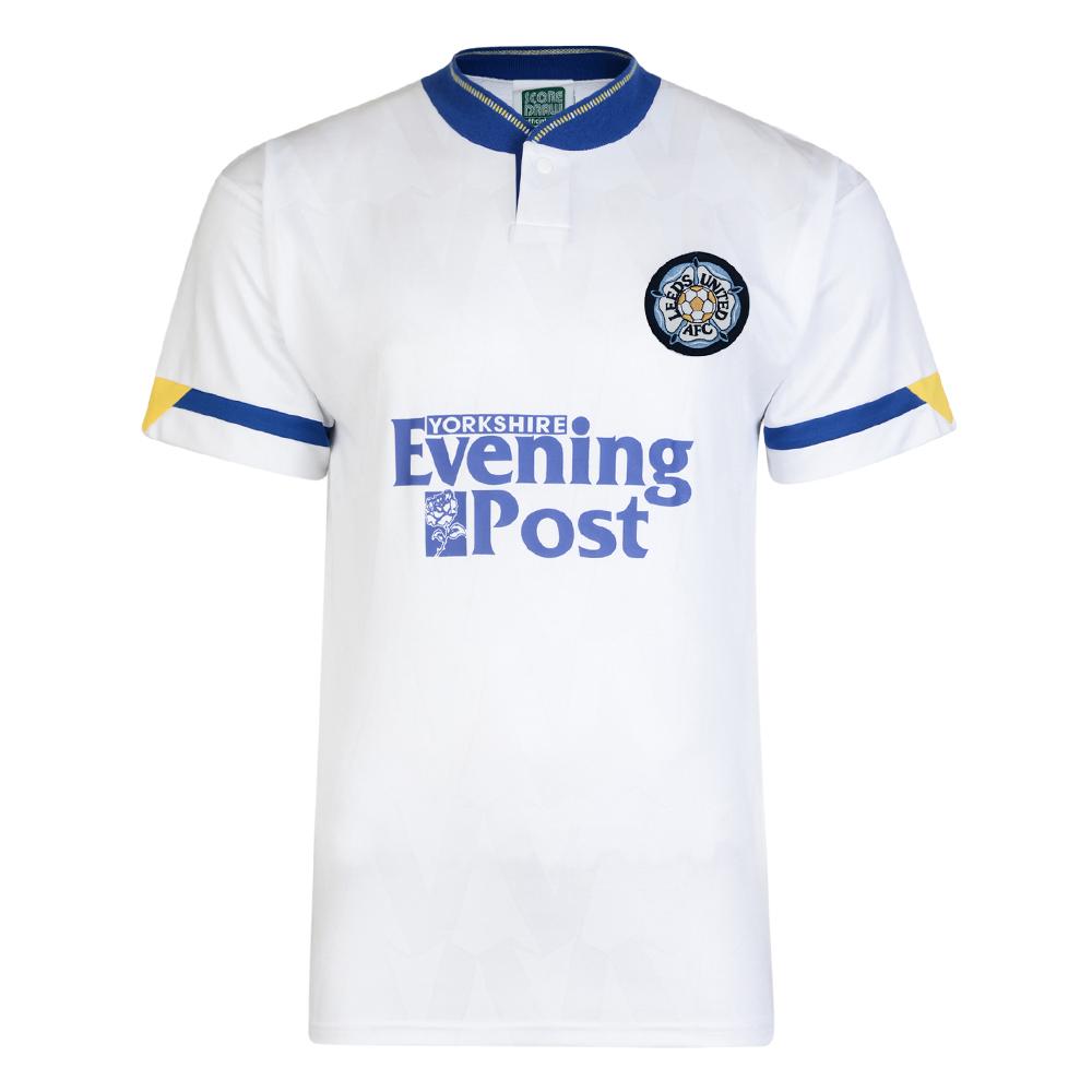 66752102 Leeds United 1992 shirt | Leeds United Retro Jersey | Score Draw