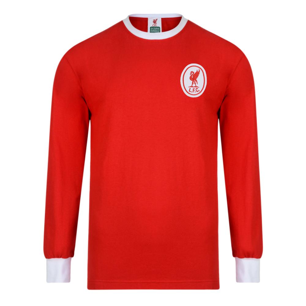 wholesale dealer e189f a07f3 Liverpool 1964 LS shirt | Liverpool Retro Jersey | Score Draw