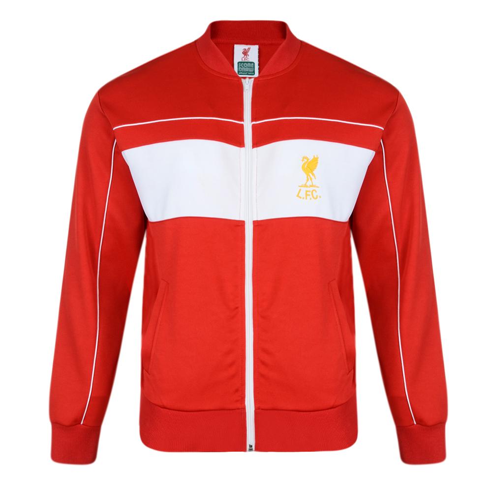 cdf0b70ec Liverpool FC 1982 Retro Track Jacket. Loading zoom