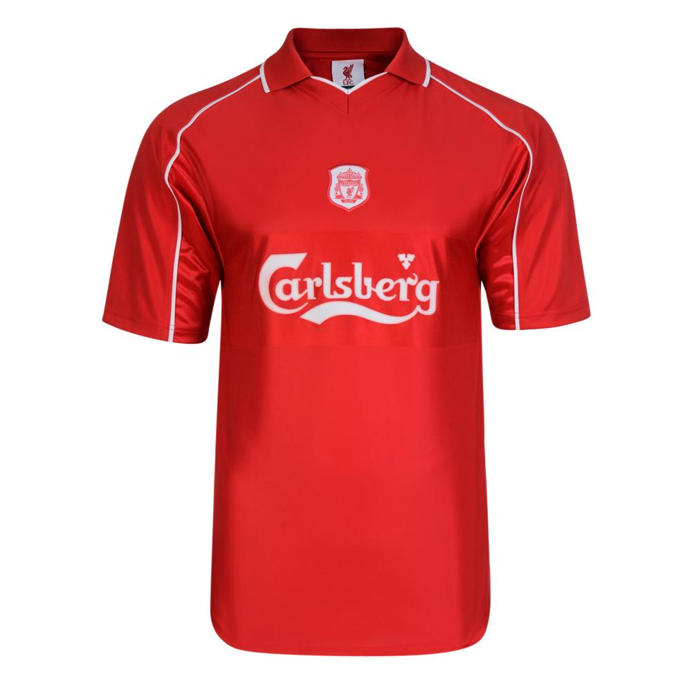 Liverpool FC 2000 Retro Football Shirt. Loading zoom 67b219dd0