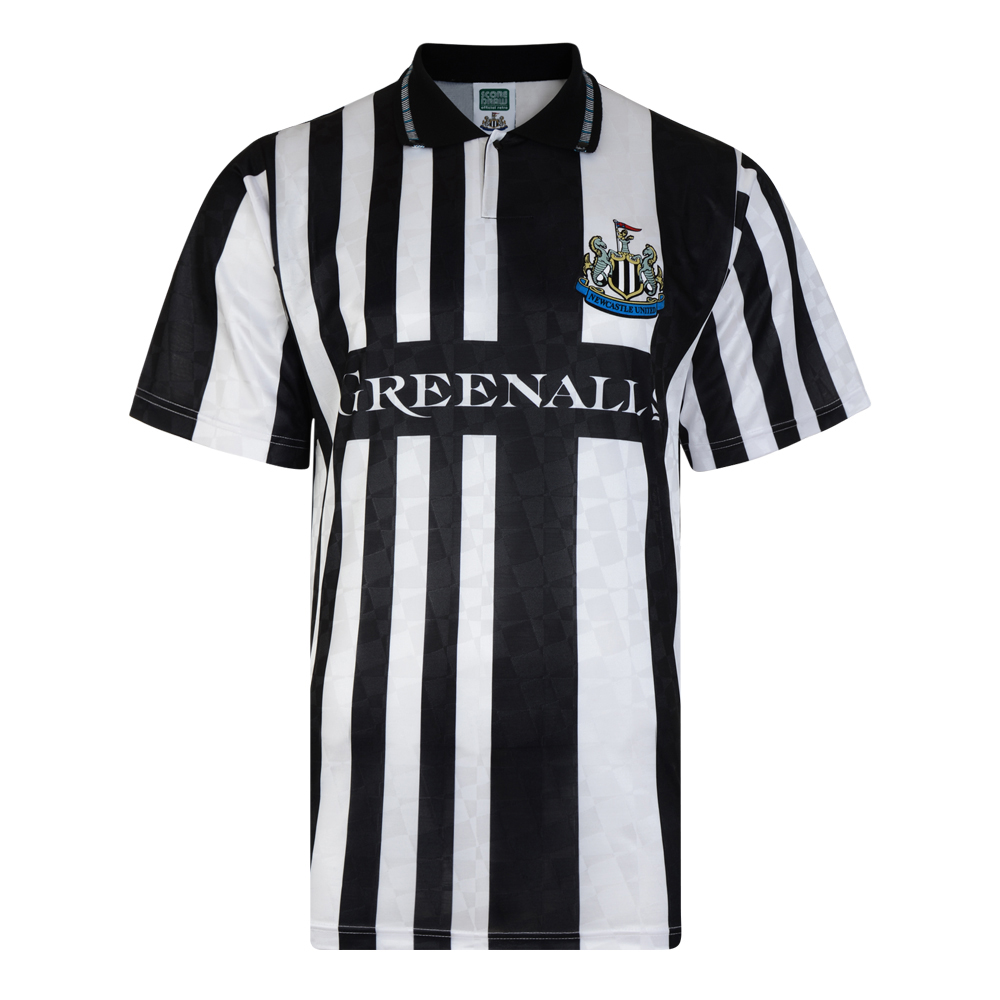 d4376ceced6 Newcastle United 1990 Retro Football Shirt. Loading zoom