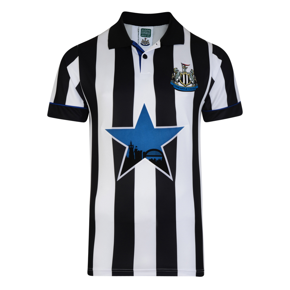 f5d388dd0 Newcastle United 1994 Retro Football Shirt. Loading zoom