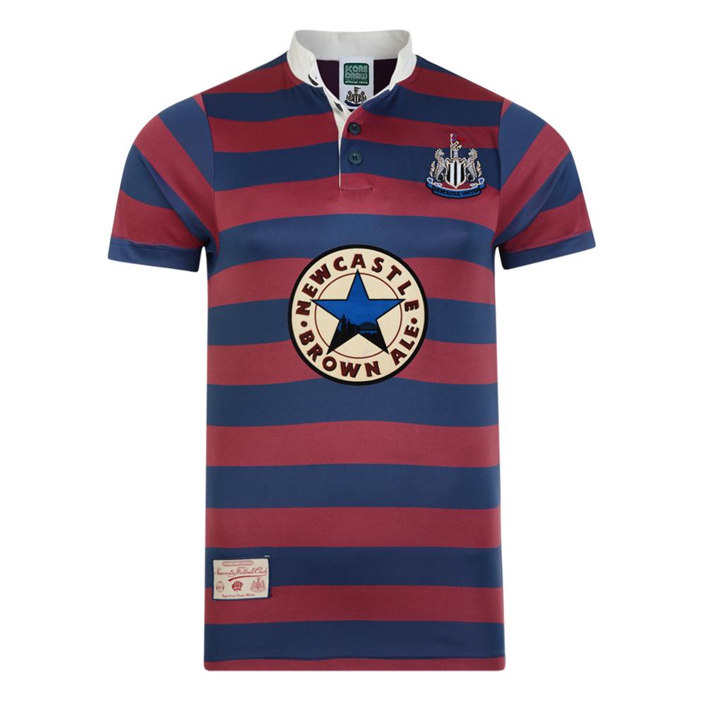 f9f03b97a09 Newcastle United 1996 Away Retro Football Shirt. Loading zoom
