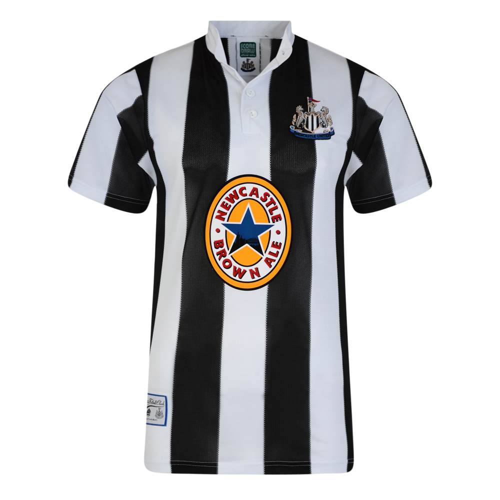 ea8374f72 Newcastle United 1996 Retro Football Shirt. Loading zoom