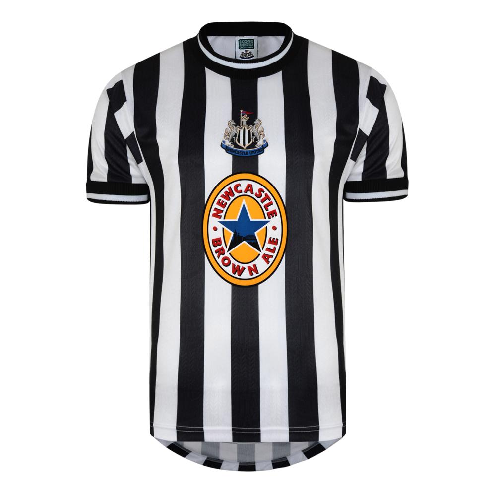 huge discount 7cb77 83ebc Newcastle United 1998 Shirt | Newcastle United FC Retro ...