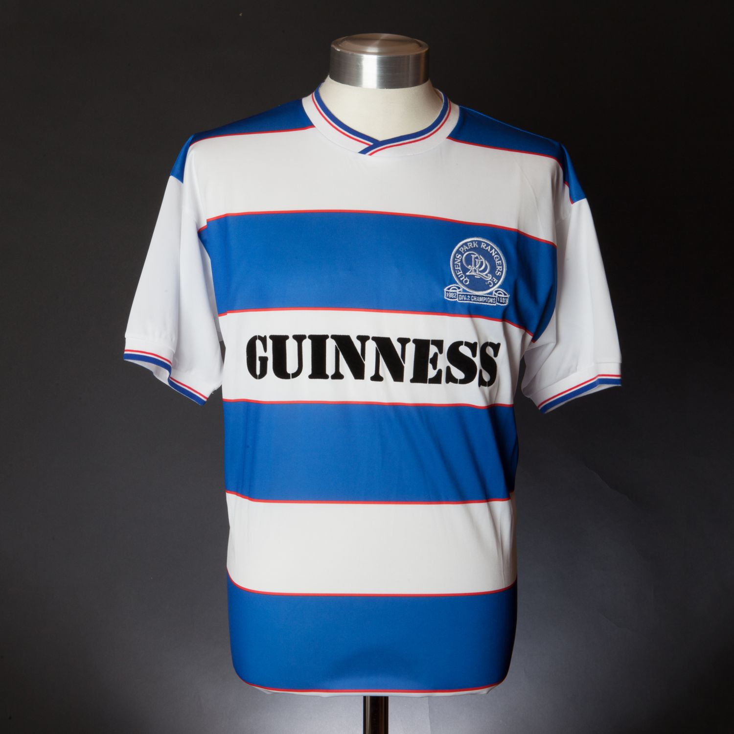 100% authentic b7fe7 b314b Queens Park Rangers 1983 shirt | Queens Park Rangers Retro ...