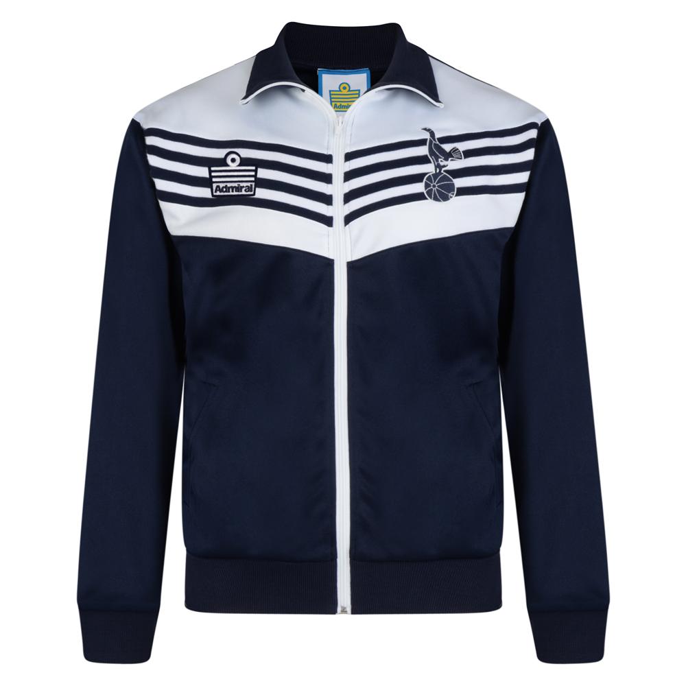 Gr/ö/ßen S bis 2XL 100 /% Baumwolle Spurs THFC Scoredraw Tottenham Hotspur 1978 Retro-Shirt
