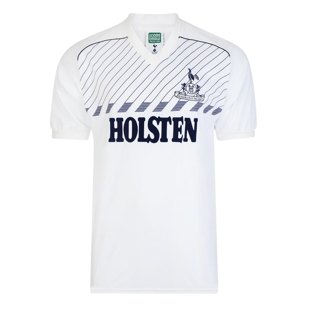 42945bab8b7 Tottenham Hotspur 1986 Retro Football Shirt. Loading zoom