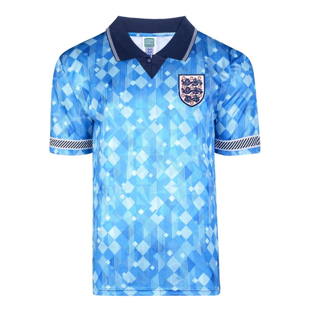 England 1990 World Cup Finals Retro Third Shirt