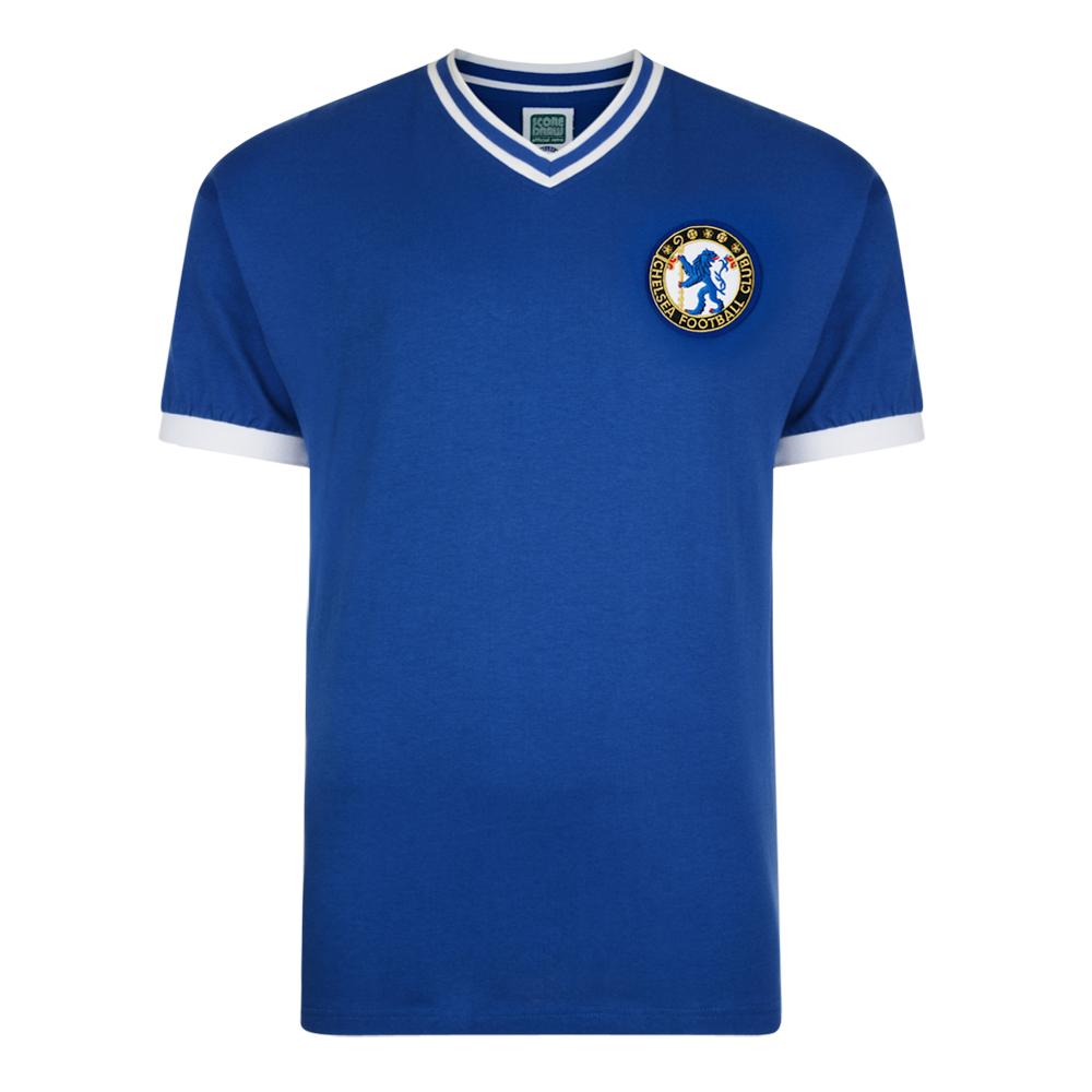 1c9b88949 Chelsea 1960 No8 shirt | Chelsea FC Retro Jersey | Score Draw