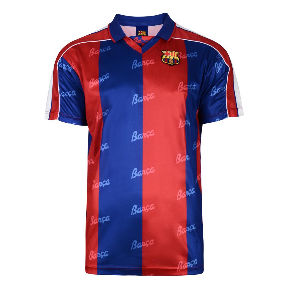 new concept 1216d d3932 Barcelona 1994 shirt | Barcelona Retro Jersey | Score Draw