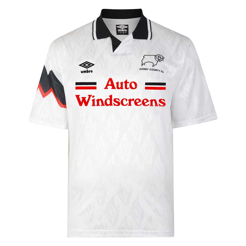 74529380276 Derby County 1992 Umbro shirt