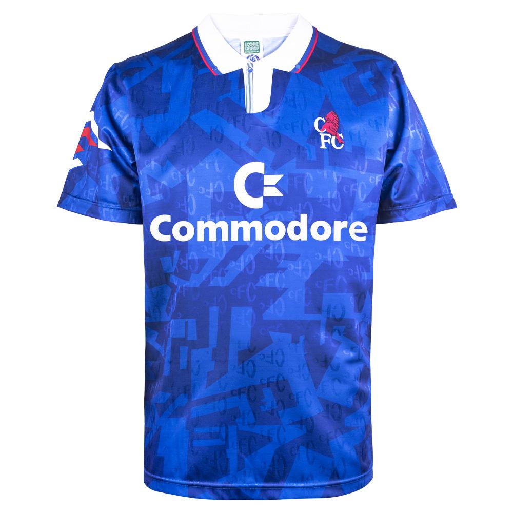 buy popular b74b8 ea74f Chelsea 1992 shirt | Chelsea Retro Jersey | Score Draw