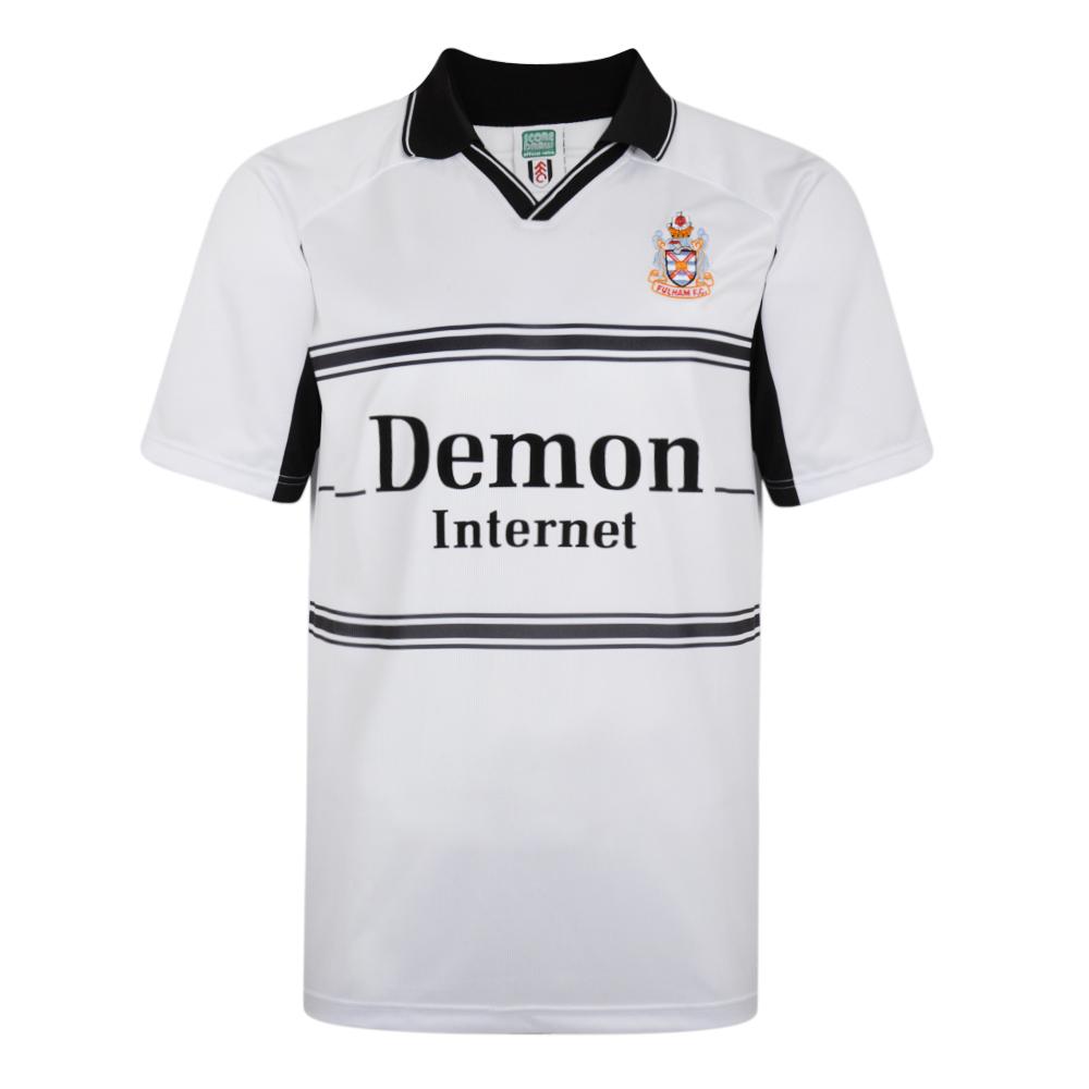 bbfaf528d8a Fulham 2001 shirt | Fulham Retro Jersey | Score Draw
