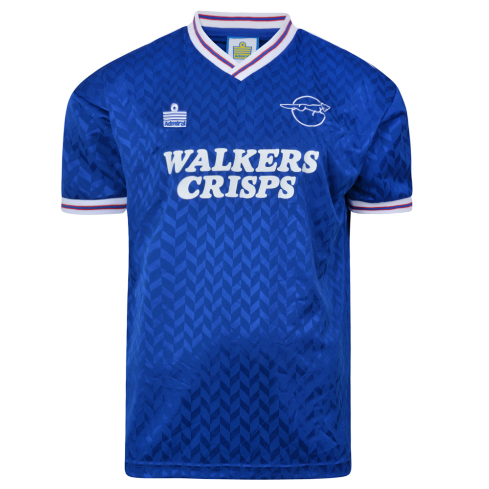 3fde33f6 Leicester City 1987 Admiral shirt | Leicester City Retro Jersey ...