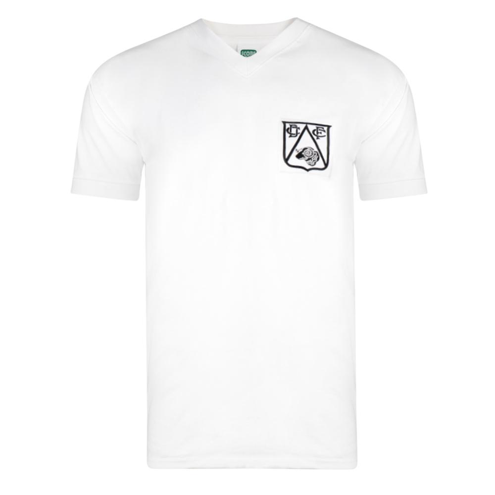 a98815baf96 Derby County 1958 Retro Home Shirt. Loading zoom