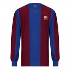 Barcelona 1974 Long Sleeve Retro Football Shirt