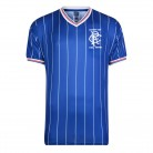Rangers 1984 Scottish League Cup Final Retro Shirt