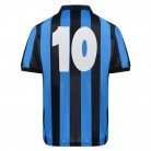 Internazionale 1990 No.10 Home shirt