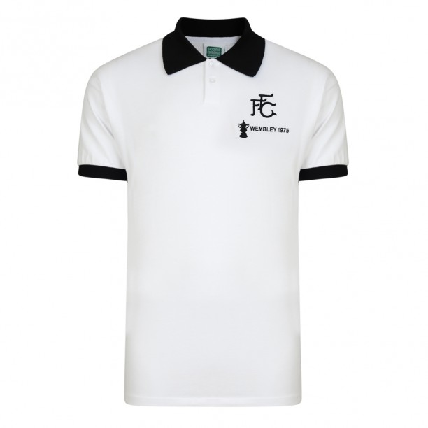 Fulham 1975 FA Cup Final Retro Football Shirt
