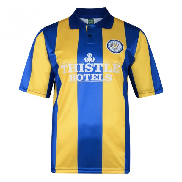 Leeds United 1994 Away Retro Football Shirt