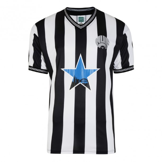 Newcastle United 1984 Retro Football Shirt