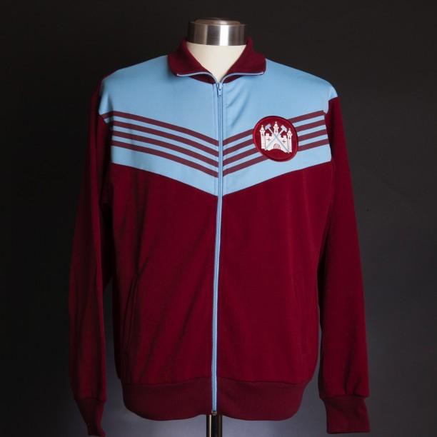 West Ham United 1976 Track Jacket