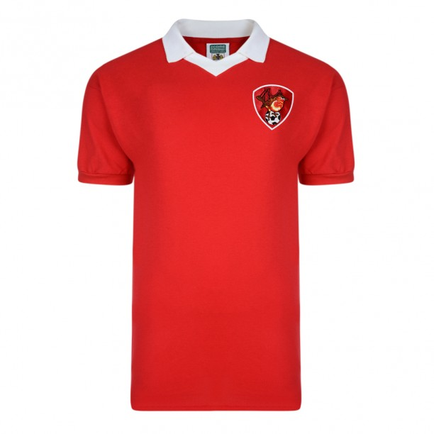Bristol City 1976 Retro Football Shirt