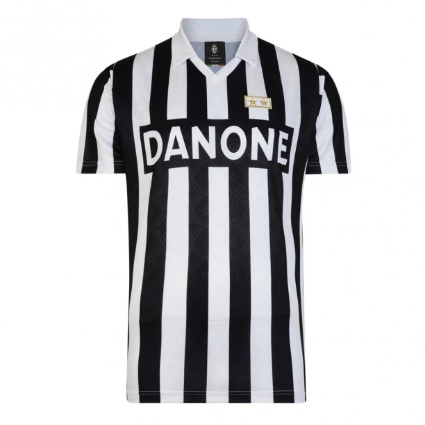 Juventus 1993 UEFA Cup Final Retro Home Shirt