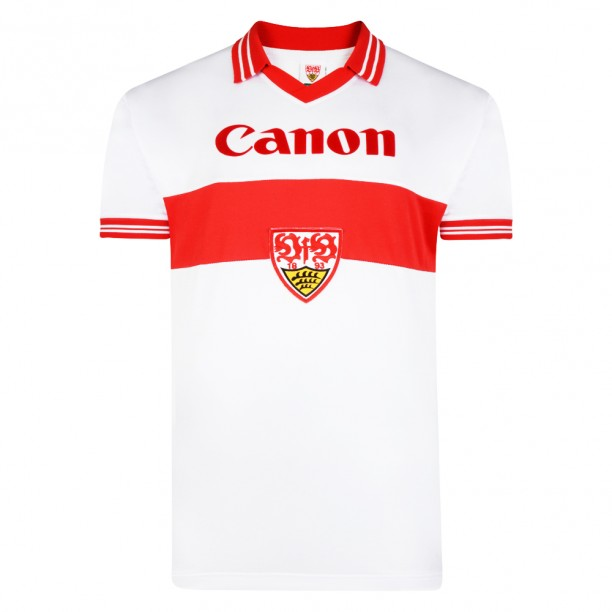 VfB Stuttgart 1980 trikot Football shirt