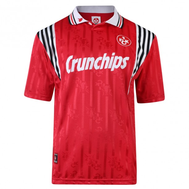 Kaiserslautern 1998 trikot Retro Football Shirt