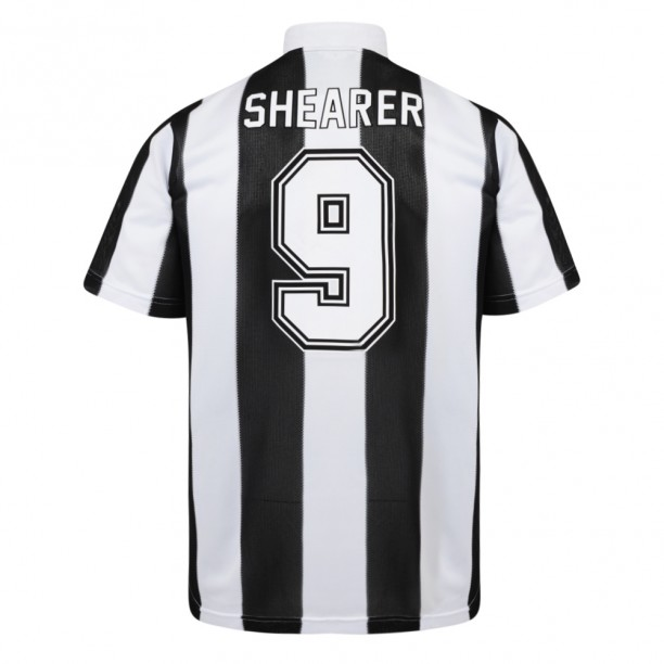 Newcastle United 1996 Shearer Football Shirt
