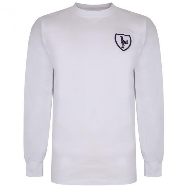 Tottenham Hotspur 1963 ECWC Final No8 shirt