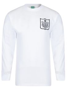 Fulham 1966 No10 Long Sleeve Retro Football Shirt