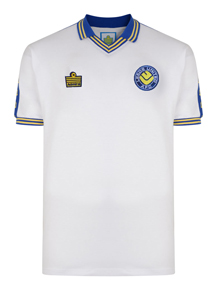 Leeds United 1978 Admiral Retro Football Shirt