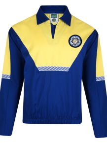 Leeds United 1992 Retro Drill Jacket