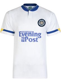 Leeds United 1992 Retro Football Shirt