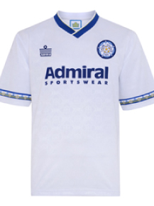 Leeds United 1993 Admiral Retro Football Shirt