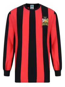 Manchester City 1969 FA Cup Final Retro Shirt