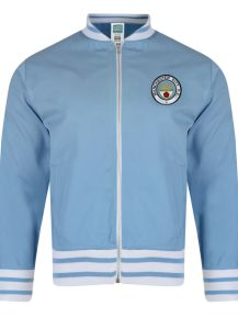 Manchester City 1972 Retro Track Jacket