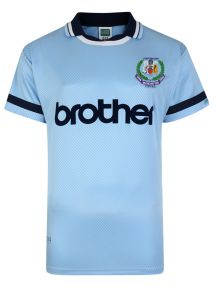 Manchester City 1994 Centenary Retro Shirt