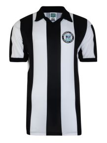 Newcastle United 1980 Polyester Retro Shirt
