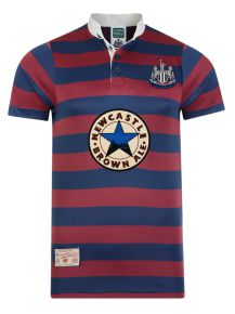 Newcastle United 1996 Away Retro Football Shirt