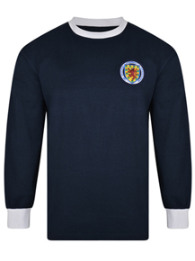 Scotland 1967 Long Sleeve Retro Football Shirt