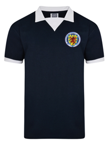 Scotland 1974 World Cup Finals Retro Shirt