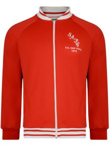 Sunderland 1973 FA Cup Final Retro Track Jacket