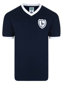 Tottenham Hotspur 1962 No8 Away Retro Shirt